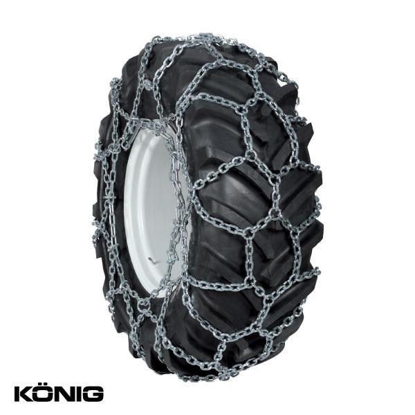 Αλυσίδες Χιονιού Konig Super Tractor