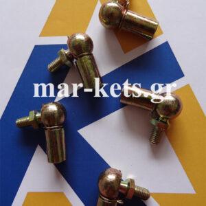 Αμορτισέρ μπαράκι συστολικό 6-8mm