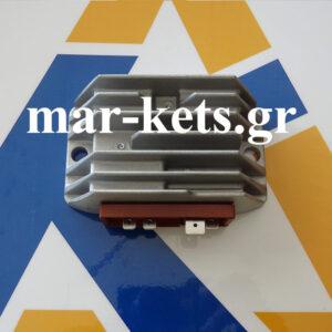 Ανορθωτής (σταθεροποιητής τάσης) με 6 επαφές LOMBARDINI - RUGGERINI