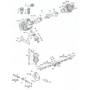 Αντλία υψηλής πίεσης COMET APS 145