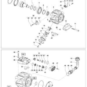 Αντλία υψηλής πίεσης COMET APS 31