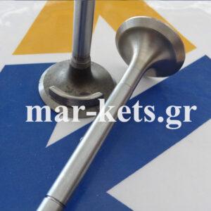 Βαλβίδες εισαγωγής+εξαγωγής RUGGERINI CRD100, P, RP