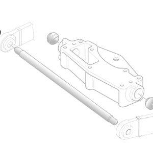 Δαχτυλίδι άξονα ευαισθησίας Fiat – New Holland