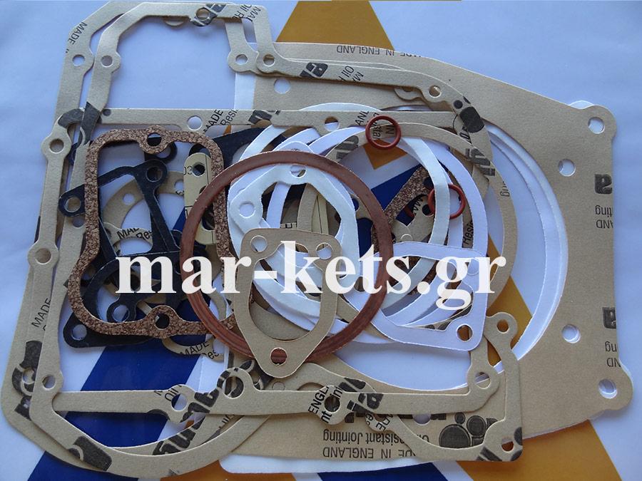 Σετ φλάντζες γενικής RUGGERINI CRD100, RP170, RP178, P101, P101L 100mm