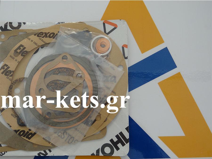 Σετ φλάντζες γενικής RUGGERINI RF140, RF148, RD950, RD950L- ACME ADN60 95mm - Original