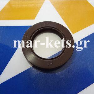 Τσιμούχα στροφάλου 30x47x7 VITON LOMBARDINI 3LD- ACME - RUGGERINI
