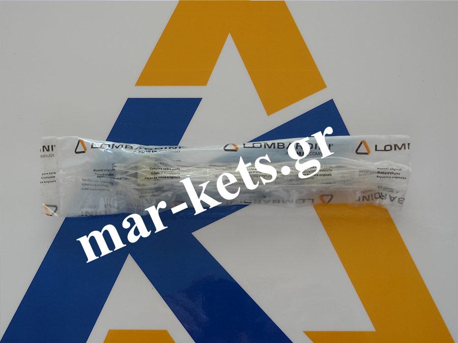 Φτερωτής αξονάκι RUGGERINI CRD100, CRD951, P101, P101L, RP170, RP178
