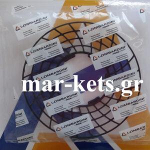 Φτερωτής σίτα (τουρμπίνας) RUGGERINI CRD100, CRD951, P101, P101L, RP170, RP178