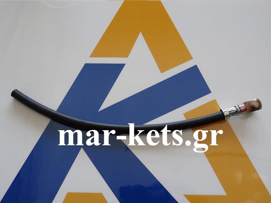 Σωλήνας πετρελαίου LOMBARDINI δοχείο καυσίμων προς αντλία πετρελαίου