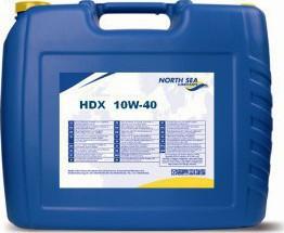 TIDAL POWER HDX 10W-40