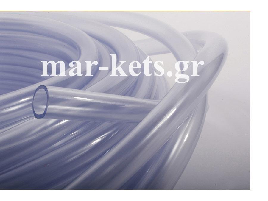 Σωλήνα διαφανές PVC