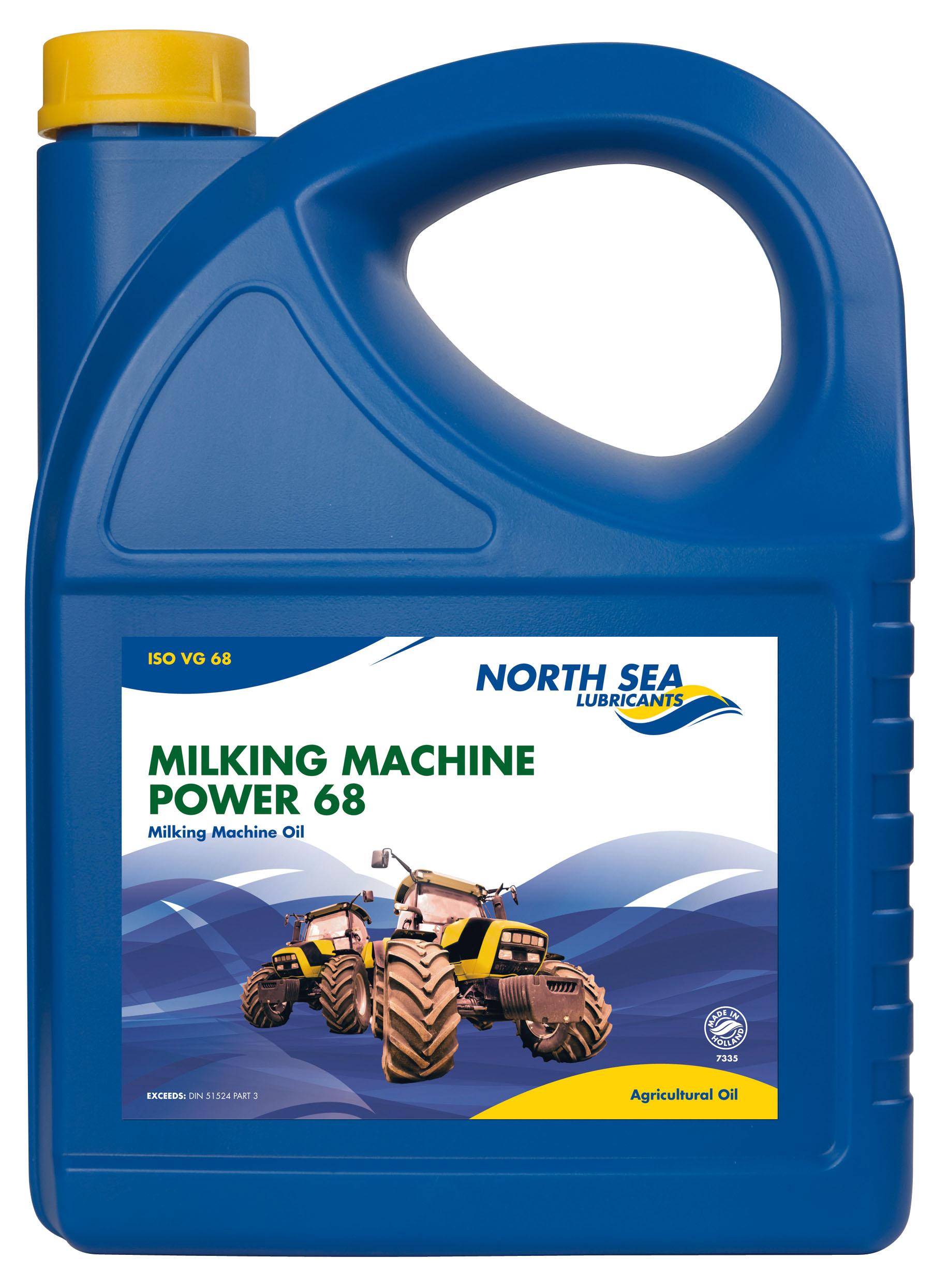 MILKING MACHINE POWER 68 λιπαντικό αρμεκτικών μηχανών