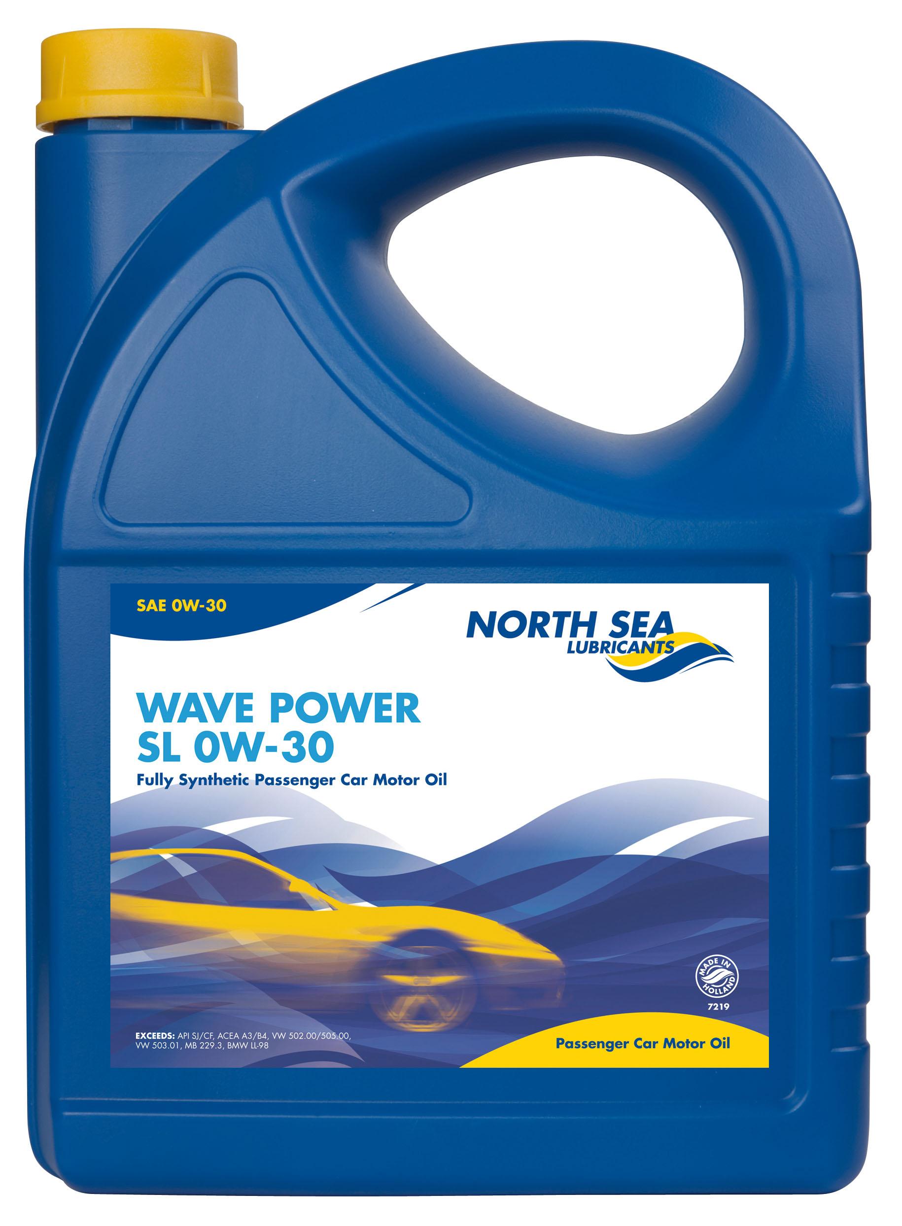 WAVE POWER SL 0W-30