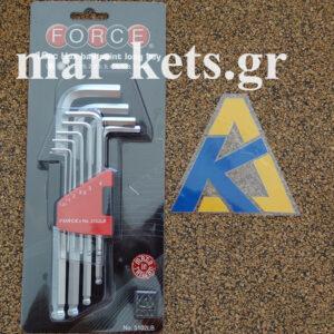 ALLEN ΣΕΤ FORCE - 7-τεμ-ιντσα-332-38