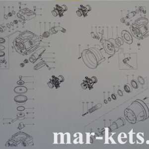 Annovi Reverberi AR503 - AR503SP - AR503 C/SP
