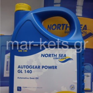 AUTOGEAR POWER GL 140 - 5-lt