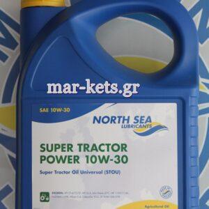 SUPER TRACTOR POWER 10W-30 (STOU-TRAC TRAN 9)
