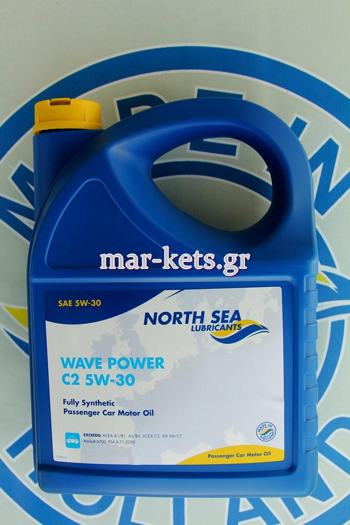 WAVE POWER C2 5W-30